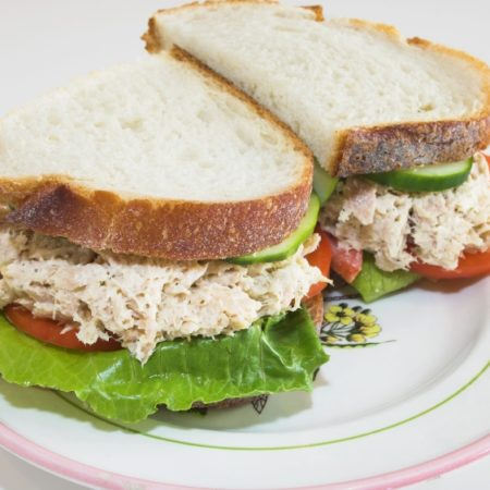 Image of Herbed Chicken Sandwich